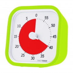Coque Timer MOD Lime Greem